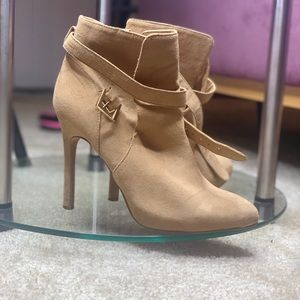Forever 21 booties.